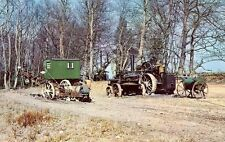 Hampshire: Hollycombe, Liphook - McLaren Agricultural Engine   - Unposted c.1970