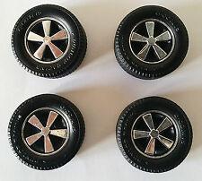 1/18 PORSCHE Renard Wheels for Customizing 911,912,356,vw.