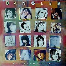 BANGLES 'DIFFERENT LIGHT' UK LP