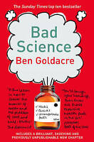 NEW Bad Science By Ben Goldacre Paperback Free Shipping