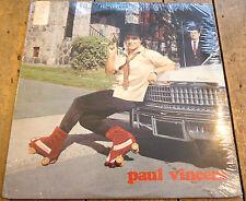 LP vinyl Album Paul Vincent Selftitled ! Company Sealed ! Gay Rock for Anita ++