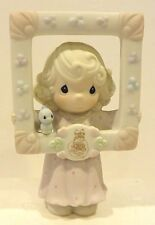 PRECIOUS MOMENTS YOU'RE AS PRETTY AS A PICTURE  FIGURINE