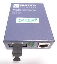 AURORA NETWORKS MEDIA CONVERTER MC1301 U