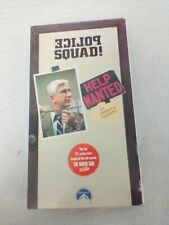 Police Squad Help Wanted VHS