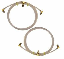 1991 1992 1993 Ford Mustang Convertible Top Hose Set