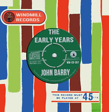 John Barry - The Early Years - compilation CD