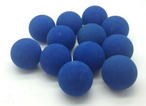 12 Quality, Bouncy and Strong,  Blue Racket Balls Downgrades