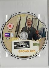WHO'S WHO & GROWN-UPS - DVD - BBC - Play For Today - Mike Leigh