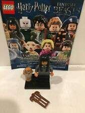 LEGO HARRY POTTER FANTASTIC BEASTS #71022 MINIFIGURE CHO CHANG IN HAND HTF