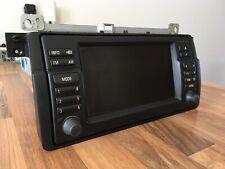 Genuine BMW OEM E46 325 328 330 Radio di Navigazione GPS MONITOR 2000-2006