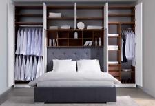 Wardrobe Bed Beds Wall Cabinet Pads Closets Wardrobe Bedroom New
