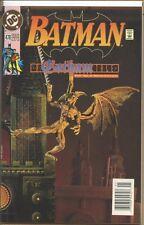 Batman 1940 series # 478 UPC code very fine comic book