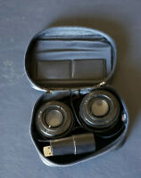 Lens Set/Case For Kodak Instamatic 100 & 150 Telephoto and Wide