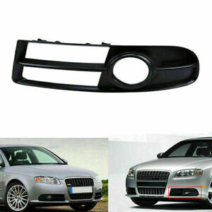 Front Right Side Fog Light Cover For Audi A4 B7 Sedan/Avant/Cabriolet 05-09