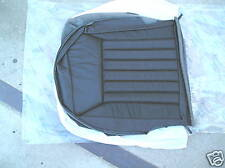 Mercedes OE leather seat cover top and bottom 124
