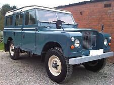 """Land Rover SERIES 2a/3 non servo, Copper Brake Pipe SET 109"""" NEW"""