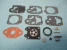 NEW OEM Genuine Walbro Carb Carburetor Repair Rebuild Kit K20-WYL Trimmer