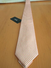 HUGO BOSS  CRAVATTA / TIE / CORBATA   NUOVA/NEW 100% SILK