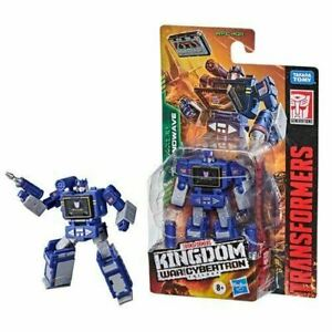 Transformers War for Cybertron Kingdom Core Soundwave *IN STOCK