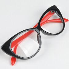 Women Cat Eye Glasses Frame Cute Lovely Eyewear Fashion  Accessories