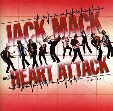 Jack Mack, Jack Mack & the Heart Attack - Cardiac Party [New CD]