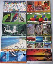 L0041ryta5 Australia Q Mooloola River Beach Postcard