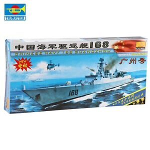 Trumpeter 1:350 Airplane Plane Assemble Model Chinese Electric Warship Modern