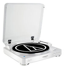Audio Technica ATLP60WHBT Bluetooth Stereo Turntable System