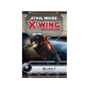 Star Wars x-Wing Slave 1 Expansion Pack German