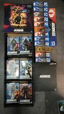 GI Joe Classified Series Collection with Store Display! Snake Eyes, Viper, etc