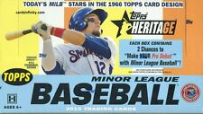 2015 Topps Heritage Minor League Hobby Box - Factory Sealed! Aaron Judge Auto??