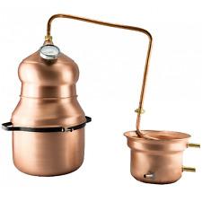 Distillatore-Alambicco a serpentina da 10 litri