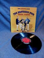 "The BROTHERS FOUR~Song Book~COLUMBIA CS 8497-1st press ""6 eye"""