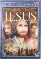 Jesus The Bible Stories NEW Christian DVD Movie Jeremy Sisto Jacqueline Bisset