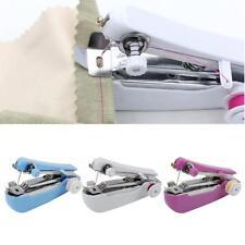 Portable Mini Household Handy Stitch Manual Handheld DIY Sewing Machine Gift KJ