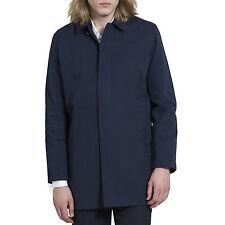 Harry Brown Abrigo de Lluvia Azul Marino S a 3XL 54119/0331