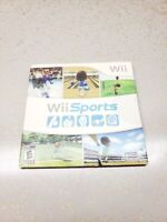 Nintendo Wii Sports (Wii, 2006) Brand new factory sealed