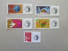 FRANCE T-P PERSONNALISABLES petite collection ** années 2002-2003 /ct7754