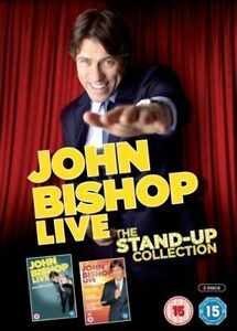 John bishop the stand up collection brand  new DVD (19)