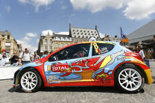 DECAL: 1/24 COL166 2009 DRAGON PAINT PEUGEOT 207 S2000 YPRES RALLY