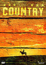 Gene Watson, Tanya Tucker and Others -Classic Country (DVD, 2006) - Free Post UK