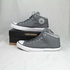 Converse Unisex Mens 13 Womens 15 CTAS High 155470C Shoes Thunder/Dolphin