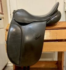 "County Warmblood Dressage Saddle 17"" Wide Tree"