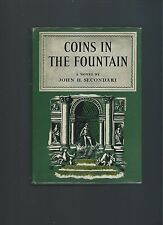 Coins In The Fountain John Secondari First Edition First Printing Book Into Film