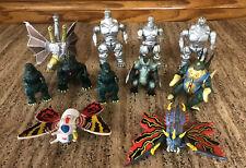 Lot Bandai/Toho And Others 6in Godzilla Figures Few Super Rare Ones