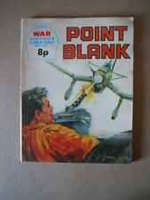 POINT BLANK - War Picture Library n°1039 IPC MAGAZINES [G433] BUONO
