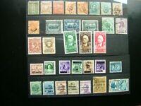 Vintage Italian stamps  POs / colonies postal ephemera stamp collect philately
