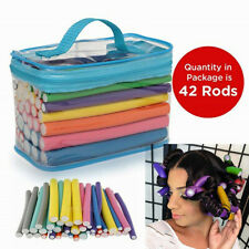 Twist Flex Flexi Rods Foam Hair Curlers Styling Tools 42-pack Diane By From