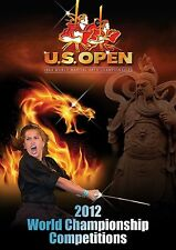 2012 ISKA U. S. Open World Martial Arts ChampionshipsTournament DVD