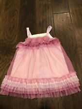 Isabella And Chloe Tulle Dress 24M